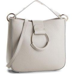 Torebka CREOLE - K10507 Szary. Szare torebki do ręki damskie Creole, ze skóry. Za 279.00 zł.