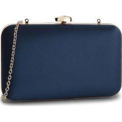 Torebka COCCINELLE - C90 Box Satin E1 C90 12 16 01 Bleu B11. Niebieskie torebki do ręki damskie Coccinelle, z materiału. Za 699.90 zł.