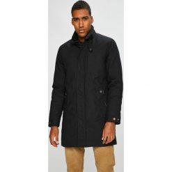 Medicine - Płaszcz Scandinavian Comfort. Czarne płaszcze męskie MEDICINE, z bawełny. W wyprzedaży za 295.90 zł.
