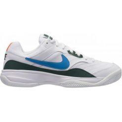 Nike Buty Do Tenisa Court Lite Clay White Neo Turq-Blue Force-Hyper Crimson 47. Białe buty sportowe męskie Nike. Za 245.00 zł.