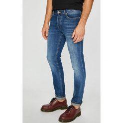 Review - Jeansy Simon. Niebieskie jeansy męskie Review. Za 219.90 zł.