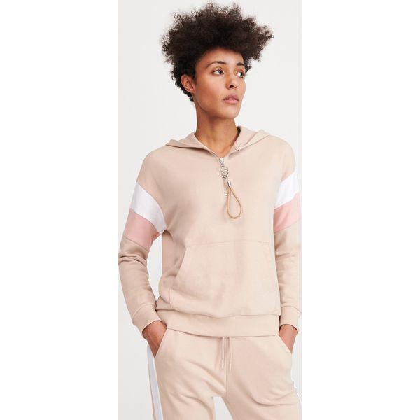 Bluza z kapturem Reserved Bluzy z kapturem damskie beżowe w Reserved
