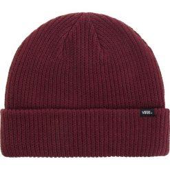 Czapka VANS - Core Basics Bea VN000K9YEGR Port Royale. Czerwone czapki i kapelusze męskie Vans. Za 79.00 zł.