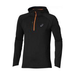 Asics Bluza męska Fujitrail Hoodie czarna r. XL (130309-0904). Bluzy męskie Asics. Za 203.45 zł.