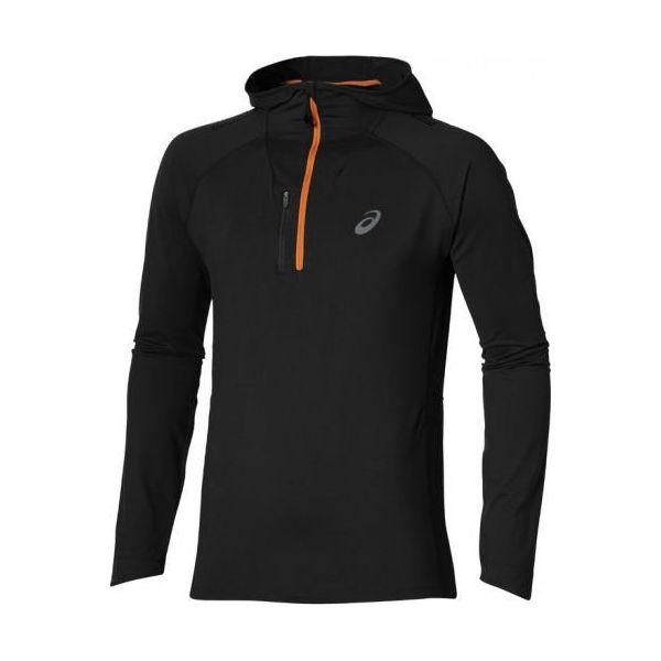 wysoka moda nowy haj Darmowa dostawa Asics Bluza męska Fujitrail Hoodie czarna r. XL (130309-0904)