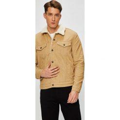 Levi's - Kurtka. Brązowe kurtki męskie Levi's, z bawełny. W wyprzedaży za 375.92 zł.