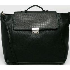 Pepe Jeans - Torebka. Czarne torby na ramię damskie Pepe Jeans. Za 339.90 zł.