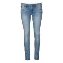 Pepe Jeans Jeansy Damskie Ripple 25/30 Niebieski. Niebieskie jeansy damskie Pepe Jeans. W wyprzedaży za 339.00 zł.