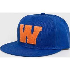 True Spin - Czapka. Niebieskie czapki i kapelusze męskie True Spin. Za 49.90 zł.