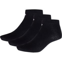 Skarpetki męskie (3 pary) SOM600A - czarny + czarny + czarny - Outhorn. Czarne skarpety męskie Outhorn, z bawełny. Za 19.99 zł.