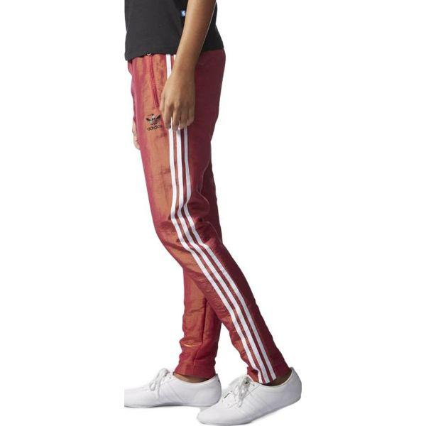 45eb3425 Adidas Spodnie damskie Space Shift Rita Ora Track Pants czerwone r. XS  (AA8440)