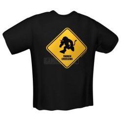GamersWear TAUREN CROSSING T-Shirt czarna (M) ( 7010-M ). Czarne t-shirty i topy dla dziewczynek GamersWear. Za 92.66 zł.