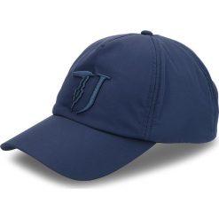 Czapka z daszkiem TRUSSARDI JEANS - Caps Nylon 57Z00070 U290. Niebieskie czapki i kapelusze męskie TRUSSARDI JEANS. Za 169.00 zł.