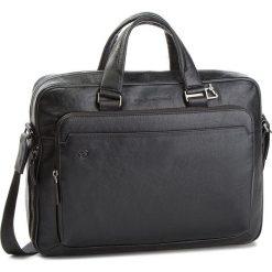 Torba na laptopa PIQUADRO - CA4027B3 Czarny. Czarne torby na laptopa damskie Piquadro, ze skóry. W wyprzedaży za 1,239.00 zł.