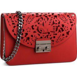 Torebka CREOLE - K10549 Czerwony. Czerwone torebki do ręki damskie Creole, ze skóry. Za 239.00 zł.