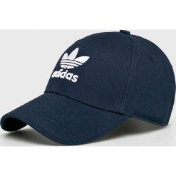 Adidas Originals - Czapka. Czarne czapki i kapelusze męskie adidas Originals. Za 69.90 zł.