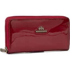 Duży Portfel Damski WITTCHEN - 25-1-393-3 Czerwony. Czerwone portfele damskie Wittchen, z lakierowanej skóry. W wyprzedaży za 269.00 zł.