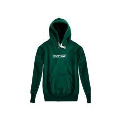 Bluza Hoodie Classic Harptone Green. Zielone bluzy damskie Harp team, z nadrukiem, z bawełny. Za 229.00 zł.