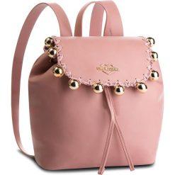 Plecak LOVE MOSCHINO - JC4078PP17LI0600 Rosa. Czerwone plecaki damskie Love Moschino, ze skóry ekologicznej, klasyczne. Za 959.00 zł.