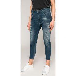 Diesel - Jeansy Fayza-Ne. Niebieskie jeansy damskie Diesel. W wyprzedaży za 749.90 zł.