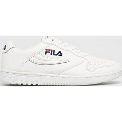 Fila - Buty Fx100 Low. Szare buty sportowe męskie Fila, z materiału. W wyprzedaży za 269.90 zł.