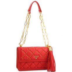 Torebka GUESS - HWSANS L8321  RST. Czerwone torebki do ręki damskie Guess, ze skóry. W wyprzedaży za 729.00 zł.