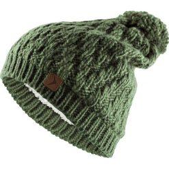Czapka damska  CAD608 - khaki - Outhorn. Brązowe czapki i kapelusze damskie Outhorn. Za 39.99 zł.