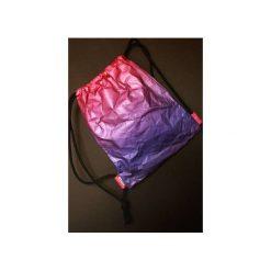Plecak z Tyveku® OneOnes Backpack gradient. Białe plecaki damskie Oneones creative studio, w gradientowe wzory, z materiału. Za 139.00 zł.