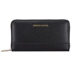 a88c7ca9503a4 portfele damskie skórzane duże - zobacz wybrane produkty. Smith & Canova Portfel  Damski ...