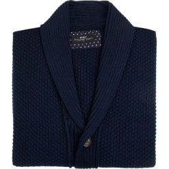 Sweter CIRILLO SWG000092. Brązowe swetry przez głowę męskie Giacomo Conti, na zimę, z materiału. Za 259.00 zł.