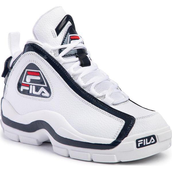 Sneakersy FILA Grant Hill 2 1010788.01M WhiteFila NavyFila Red