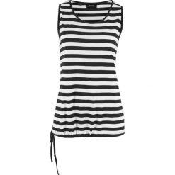 1f9843b0a6 Top kaszmirowy w kolorze białym - Topy damskie marki Ateliers de la ...