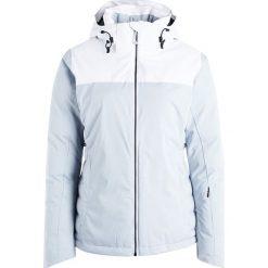 Columbia SNOW DREAM Kurtka narciarska cirrus grey heather/white. Kurtki sportowe damskie Columbia, z materiału. W wyprzedaży za 899.10 zł.