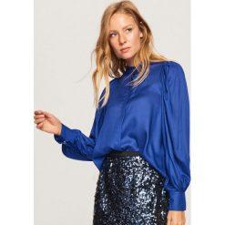 Koszula z bufiastymi rękawami - Niebieski. Koszule damskie marki SOLOGNAC. W wyprzedaży za 59.99 zł.