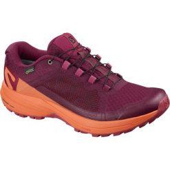 Salomon Damskie Buty Do Biegania Xa Elevate Gtx W Beet Red/Nasturtium/Virtual Pink 38.0. Czerwone obuwie sportowe damskie Salomon, z gore-texu. Za 595.00 zł.