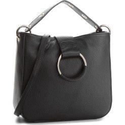 Torebka CREOLE - K10507 Czarny. Czarne torebki do ręki damskie Creole, ze skóry. Za 279.00 zł.
