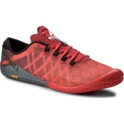 Buty MERRELL - Vapor Glove 3 J09677 Molten Lava. Czerwone buty sportowe męskie Merrell, z materiału. Za 359.00 zł.