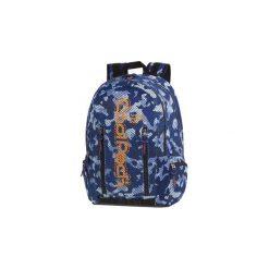 Plecak Młodzieżowy Coolpack Impact Blue. Niebieskia torby i plecaki dziecięce CoolPack, z materiału. Za 105.90 zł.