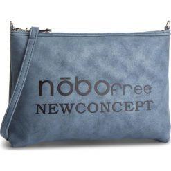 Torebka NOBO - NBAG-F2590-C012 Granatowy. Niebieskie listonoszki damskie Nobo, ze skóry ekologicznej. W wyprzedaży za 129.00 zł.
