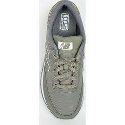 New Balance - Buty MZ501DRB. Szare buty sportowe męskie New Balance, z gumy. W wyprzedaży za 269.90 zł.