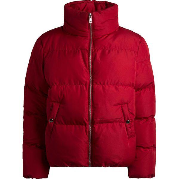 32c341c3cb Kurtka w kolorze czerwonym - Czerwone kurtki damskie marki Pieces ...