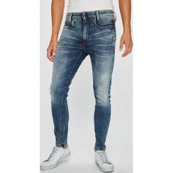 G-Star Raw - Jeansy D-Staq. Niebieskie jeansy męskie G-Star Raw. Za 699.90 zł.