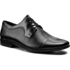 Półbuty LASOCKI FOR MEN - MI08-C344-382-08 Czarny. Eleganckie półbuty marki DKNY. Za 189.99 zł.