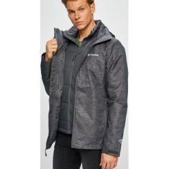 Columbia - Kurtka Aravis Explorer Interchange. Czarne kurtki męskie Columbia, z materiału. W wyprzedaży za 759.90 zł.