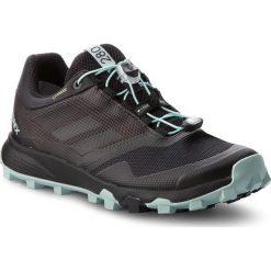 Buty adidas - Terrex Trailmaker Gtx W GORE-TEX CM7691 Carbon/Cblack/Ashgrn. Czarne obuwie sportowe damskie Adidas, z gore-texu. W wyprzedaży za 419.00 zł.