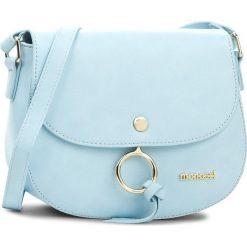 Torebka MONNARI - BAG1800-012 Blue. Niebieskie listonoszki damskie Monnari, ze skóry ekologicznej. W wyprzedaży za 129.00 zł.