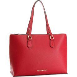 Torebka EMPORIO ARMANI - Y3D118 YH65A 80133  Rubino. Czerwone torebki do ręki damskie Emporio Armani, ze skóry ekologicznej. W wyprzedaży za 629.00 zł.