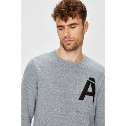 Premium by Jack&Jones - Bluza. Szare bluzy męskie Premium by Jack&Jones, z nadrukiem, z bawełny. W wyprzedaży za 129.90 zł.