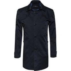 Płaszcz PIETRO 15-46LK. Czarne płaszcze męskie Giacomo Conti, z materiału, biznesowe. Za 599.00 zł.