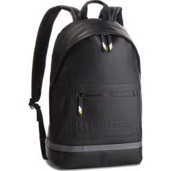 Plecak TOMMY HILFIGER - Offshore Backpack AM0AM04231 901. Czarne plecaki damskie Tommy Hilfiger, ze skóry ekologicznej. Za 599.00 zł.